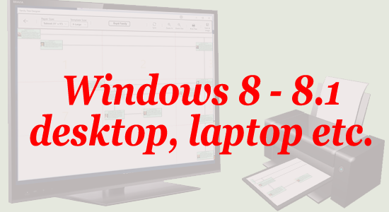 Windows 8-8.1 desktop, laptop etc.
